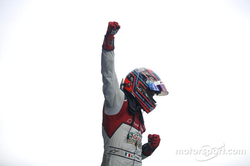 Nürburgring (Carrera 2): Edoardo Mortara, Audi Sport Team Abt Sportsline, Audi RS 5 DTM