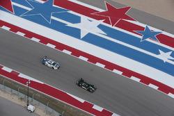#20 BAR1 Motorsports ORECA FLM09: Matthew McMurry, Bruno Junqueira, #9 Stevenson Motorsports Audi R8 LMS GT3: Matt Bell, Lawson Aschenbach