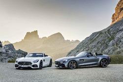 Mercedes AMG GT C Roadster