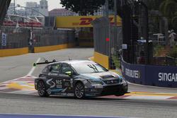 Dusan Borkovic, Seat Leon, B3 Racing Team Hungary
