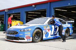 L'auto di Ricky Stenhouse Jr., Roush Fenway Racing Ford