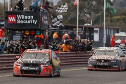 Sieger Garth Tander und Warren Luff, Holden Racing Team