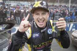 Ganador Tanner Foust, Andretti Autosport Volkswagen