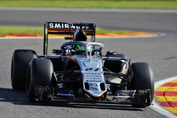 Force India VJM09, l'Halo personalizzato