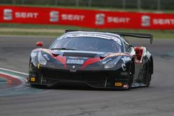 #11 Ferrari 488-SGT3, Easy Race: Geri-Mancinelli