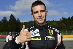 #56 AT Racing Ferrari F458 Italia: Alessandro Pier Guidi, Pole position LM GTE