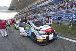 Том Чілтон, Sébastien Loeb Racing, Citroën C-Elysée WTCC
