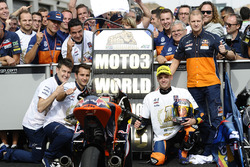 Segundo, Brad Binder, Red Bull KTM Ajo