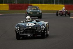 #17 Aston Martin DB3 (1952): Martin Melling, Rob Hall