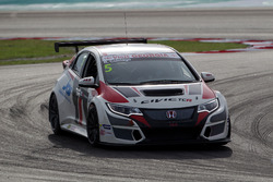 Роберто Колчіаго, Target Competition, Honda Civic TCR