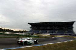 #28 Montaplast by Land-Motorsport, Audi R8 LMS:Christopher Haase, Stéphane Ortelli.