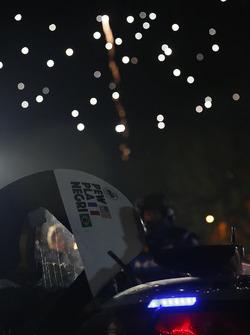 Race winners #60 Michael Shank Racing with Curb/Agajanian Ligier JS P2 Honda: John Pew, Oswaldo Negri Jr., Olivier Pla