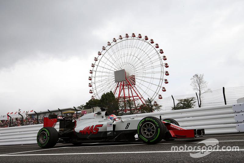 11. Romain Grosjean, Haas F1 Team VF-16
