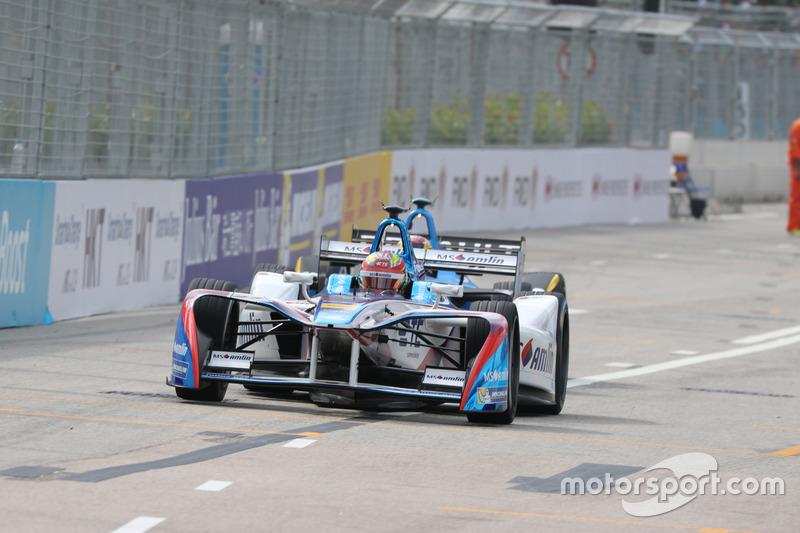 6. Robin Frijns, Amlin Andretti Formula E Team