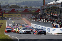 Start: Craig Lowndes, Steven Richards, Triple Eight Race Engineering, Holden