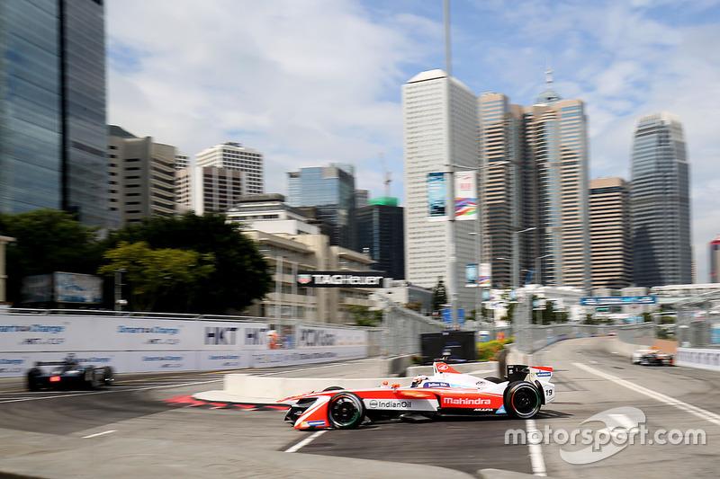 15. Felix Rosenqvist, Mahindra Racing