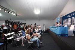 أليخاندرو عجاج، الرئيس التنفيذي للفورمولا إي وجان تود، رئيس الإتحاد الدولي لرياضة السيارات