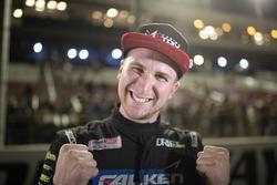 Race winner Matt Field