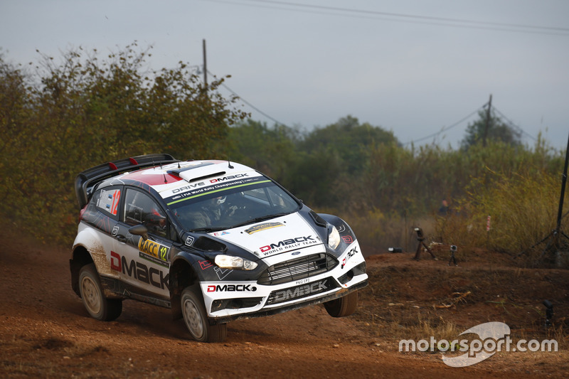 Отт Танак, Раіго Молдер, DMACK World Rally Team