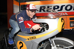 Marc Márquez, Repsol Honda Team con la Honda RC181