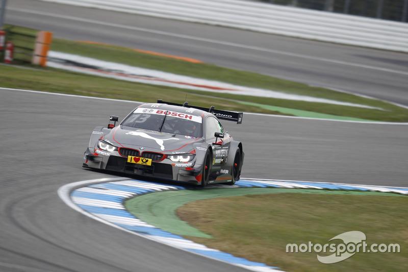 4. António Félix da Costa, BMW Team Schnitzer, BMW M4 DTM
