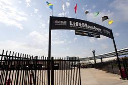 Texas Motor Speedway ambiance