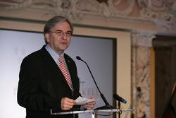 Dr. Helmut Muller, Lord Mayor of Wiesbaden