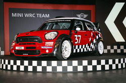 The MINI John Cooper Works WRC