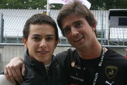Pipo Derani and Duarte