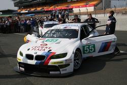 #55 BMW Motorsport BMW M3 GT