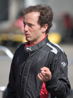 Cristiano da Matta drives for PKV Racing in 2005