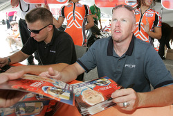 A.J. Allmendinger and Paul Tracy