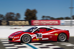 #458 Ferrari of San Francisco Ferrari 458 Challenge: Paddins Dowling