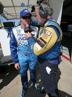 Interview for Paul Tracy