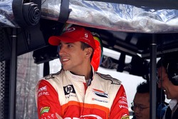 A very confident Justin Wilson