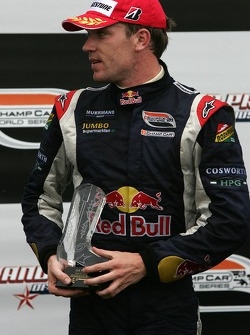Podium: third place Robert Doornbos