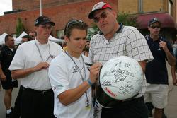 Jackson RaceWeek Festival: Dan Wheldon
