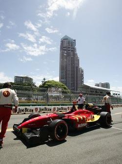 Newman/ Haas/ Lanigan Racing