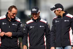 Rubens Barrichello, AT&T Williams, Pastor Maldonado, AT&T Williams
