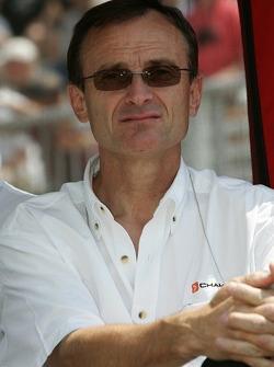Patrick Bourdais