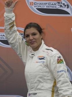 Meet the driver: Katherine Legge