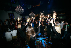 GP2 launch party, Billionaire Istanbul: Girlies on the dance floor