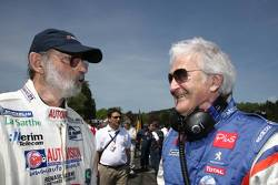 Henri Pescarolo and Hughes de Chaunac