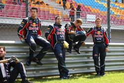 Red Bull Mechanics