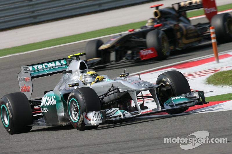 Em 2011, Nico conseguiu no máximo a quinta colocação na Turquia. Somou 89 pontos e foi novamente o sétimo no campeonato.