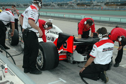 Les mécaniciens du Team Penske