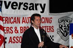 AAWRBA breakfast: Tony George, Indianapolis Motor Speedway President