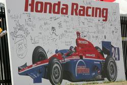 A poster of Roger Yasukawa