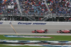 White flag for Dan Wheldon