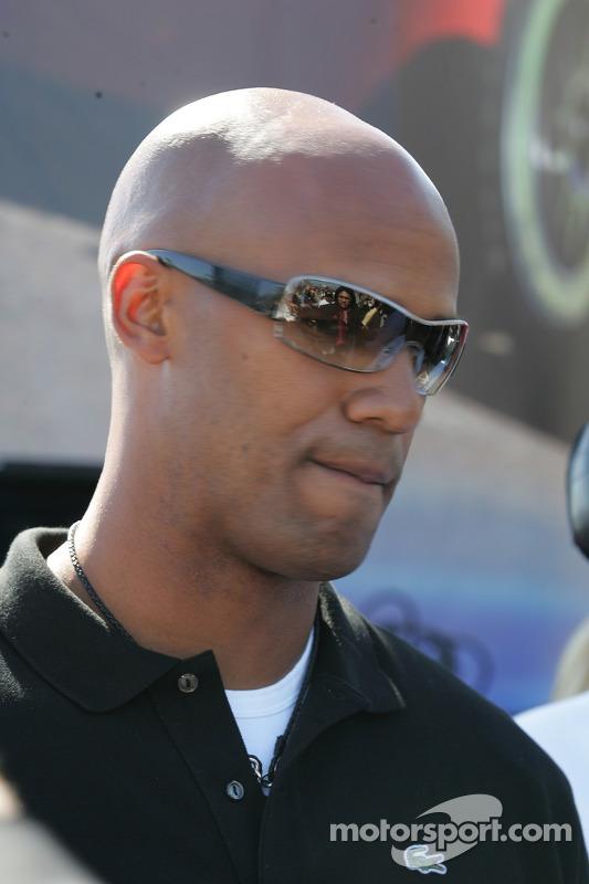La star des Miami Dolphins Jason Taylor